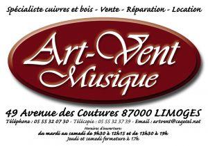 ART-VENT MUSIQUE
