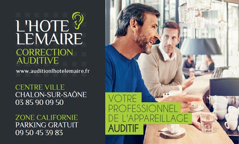 Audition L'HOTE LEMAIRE