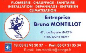 Entreprise Bruno MONTILLOT