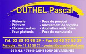 DUTHEL Pascal