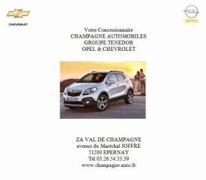 CHAMPAGNE AUTOMOBILES