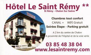 SARL LE SAINT-REMY