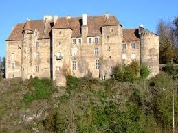 Château de Boussac - Mme BLONDEAU